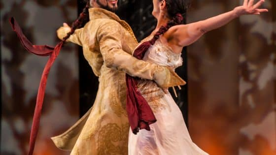 Dance Interrupted: Longing for Iranian Roots